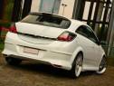 Prelungire tuning sport bara spate Opel Astra H GTC Opc v1