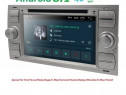 Navigatie FORD S-Max / Kuga / Fusion /Transit / Fiesta Focus
