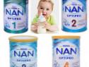 Lapte praf Nan Optipro 2 si 3