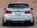 Prelungire lip tuning sport bara spate BMW F30 F31 F35 v1