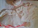 2 seturi Trusou/costume ptr botez/turta fetita modele diferi