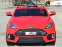 Masina electrica Ford Focus RS 12V cu Music Player Eva Tyre