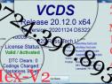 VCDS Vag Com Hex V2 20.12.0 Tester Audi Skoda Vw Seat 2020