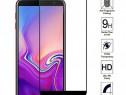 Samsung J4 J6 J8 2018 - Pachet Husa Silicon Neagra + Folie S