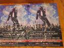 Postere Michael Jackson mari+caseta album BAD+carti+DVD,arti