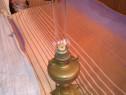 Lampă petrolbronz an1880