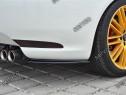 Prelungire splitter bara spate Alfa Romeo GT 2004-2010 v1