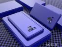 Husa 360 Plastic Fata + Spate + Folie Silicon Samsung Note 9