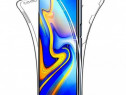 Husa telefon silicon samsung galaxy a40 a405 clear ultra thi