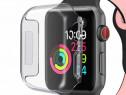 Husa silicon Apple Watch Series 4, 44mm, carcasa protectie