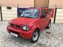 Suzuki jimny dark red edition 4x4 2001