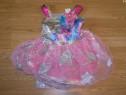 Costum carnaval serbare barbie galaxi printesa 4-5-6 ani