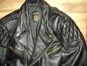 Geaca moto POLO,model super,piele naturala,marime 52 (M)
