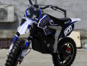Motocicleta electrica NITRO Eco Ghepard 500W 24V, 3 Viteze