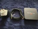 TV Box MXQ Pro 4K cu tastatură și mouse wireless