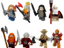 Set Minifig. tip Lego Lord of the Rings pack6 cu DainIrofoot