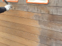 Sablare structura lemn