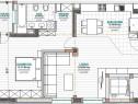 Apartament 2 camere Otopeni - Central