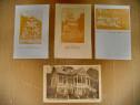 A974-Lot 4 Carti Postale Sovata vechi interbelice 1920-30.