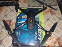 Drona Hubsan H501S trei acumulatori 2700mA doua telecomenzi.