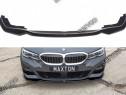 Prelungire splitter bara fata BMW Seria 3 G20 M-Pack 19- v2