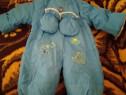 Fas bebe, port bebe si salopeta 3-6 luni.