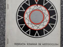 Buletin informativ - Federatia Romana de Motociclism 1977
