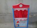Mini Teatru de papusi pentru copii 118*67*39 cm (varianta 3)