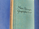 2076-Max Stevogts- Arta grafica 1921 in germana, stare buna.