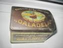 2086-I-Galadela chocolate London cutie veche anii 1920-30.