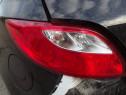 Stop Mazda 2 an 2008-2014 stopuri spate lampa tripla