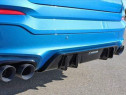 Difuzor bara spate BMW X4 F26 Mpachet Hamann 2014-2018 v1