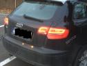 Eleron spoiler Audi A3 8P Sportback RS3 Votex Sline 05-12 v3