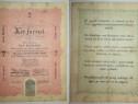 4879-I-Bancnota Ungaria 2 Forint 1848 rara.