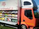 Camion si remorca apicola pentru 100 stupi
