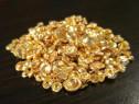 Pepite din aur fin de 24 carate