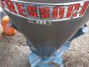 Mig inox /azot/distribuitor ingraseminte/400 litri