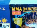Aparat Sudura Invertor Esab /300 Amperi nou in cutie
