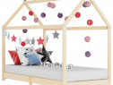 Cadru de pat de copii, 80 x 160 cm, lemn masiv 283347