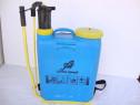 Pompa manuala pentru insecticide (incompleta)