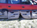 Fete usi piele bej Audi A4 B6 Volan normal (Capace BOSE)