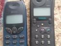2telefoane Bosch și Siemens vintage.