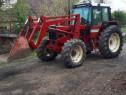 Schimb tractor International Case 1255 cu incarcator