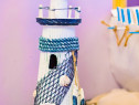 Set Decoratiune far maritim cu doi marinari