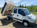 Iveco daily basculabil 2.8 diesel înmatriculat