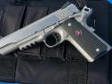 PRET BUN!! Pistol airsoft MODIFICAT Co2 Airsoft Cu Aer Compr