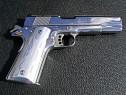Pistol airsoft ieftin full metal slide cu bile (spring)