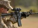 Pusca airsoft shootgun propulsie spring pe arc 450fps +1000