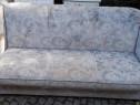 Canapea se face pat cu doua fotolii