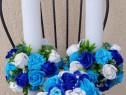 Buchete si lumanari nunta pe comanda
